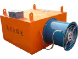 RCDA series air-cooled hanging electromagnetic separator