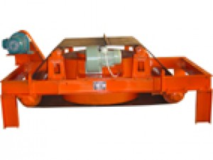 RCDD Series Dry Magnetic Separator dump